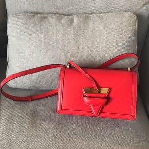 Loewe Barcelona bag medium red